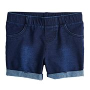 Girls 4-12 Jumping Beans® Midi Jegging Shorts