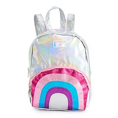 Girls Limited Too Glitter Rainbow Mini Backback