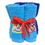 Paw Patrol Just Checking 6-pack Washcloth Set