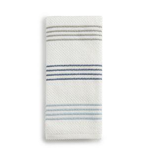 Sonoma Goods For Life® Chambray Pintuck Hand Towel