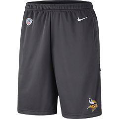 bc9b3abb9b953 Men s Nike Minnesota Vikings Dri-FIT Coach Shorts