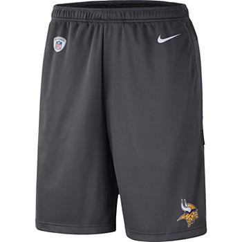 7287fe97 Men's Nike Minnesota Vikings Dri-FIT Coach Shorts