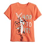 "Disney's Tigger Toddler Boy Easter ""Hop To It!"" Graphic Tee by Jumping Beans®"