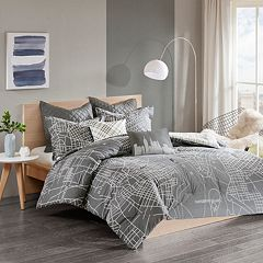 Urban Habitat Hudson Reversible 7-piece Comforter Set