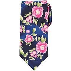 Men's Haggar Floral Tie