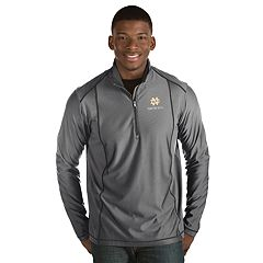 Men's Antigua Notre Dame Fighting Irish Tempo Pullover