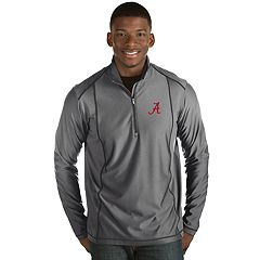 Men's Antigua Alabama Crimson Tide Tempo Pullover