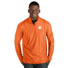 Men's Antigua Clemson Tigers Tempo Pullover