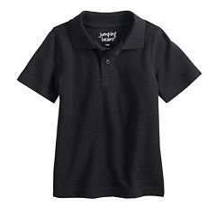 Toddler Boy Jumping Beans® Pique Solid Polo