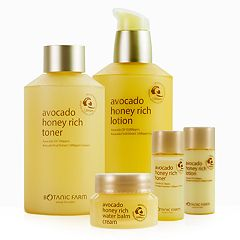 Botanic Farm Avocado Honey Rich Special Set