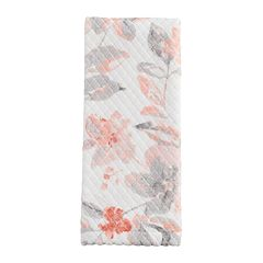 One Home Brand Botanical Explosion Hand Towel