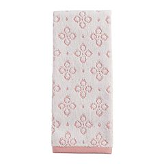 One Home Brand Mosaic Tile Hand Towel
