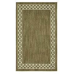 Mohawk® Home Modern Basics Moroccan Border EverStrand PET Rug