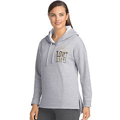 Women's Hanes Fleece Graphic Hoodie