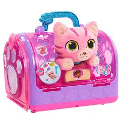 Disney's Doc McStuffins Pet Rescue On The Go Carrier - Whisper by Just Play