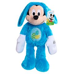 Disney's Mickey Mouse Easter Bunny Large Plush by Just Play