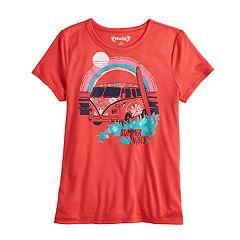 d8a0cb4c9 Girls 7-16 & Plus Size Mudd® Short Sleeve Graphic Tee