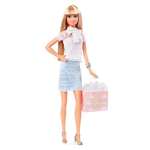 Barbie Welcome Baby Barbie Doll