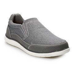 Croft & Barrow® Ortholite Turner Men's Casual Slip-On Shoes