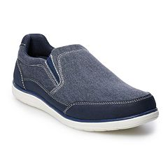 e874cf9d746 Croft   Barrow® Ortholite Turner Men s Casual Slip-On Shoes