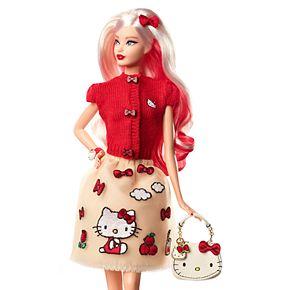 Barbie Hello Kitty Doll