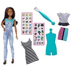 Barbie D.I.Y. Emoji Style Doll
