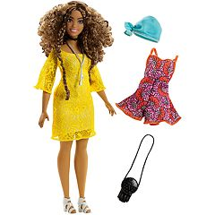 Barbie Fashionistas Glam Boho Doll
