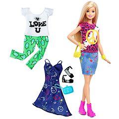Barbie Fashionistas Peace & Love Doll