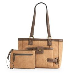 Concept Montville Tote with Wristlet