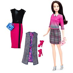 Barbie Fashionistas Chic With A Wink Doll