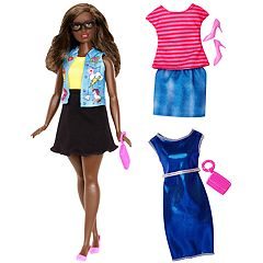 Barbie Fashionistas Emoji Fun Doll