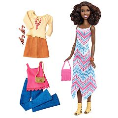 Barbie Fashionistas Boho Fringe Doll