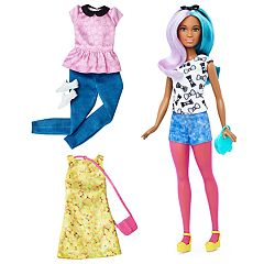 Barbie Fashionistas Blue Violet Doll