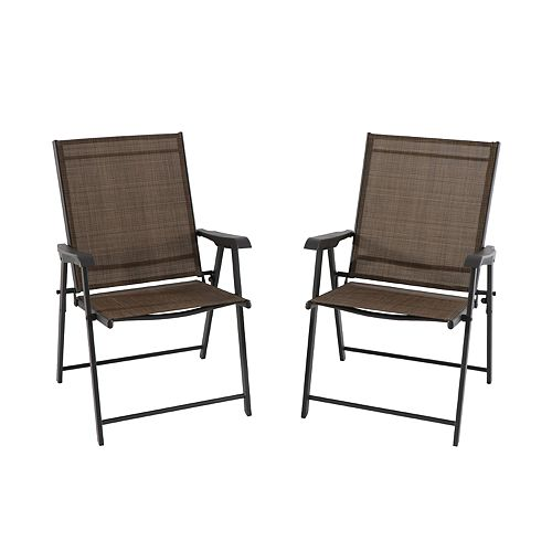 SONOMA Goods for Life™ Coronado Folding Patio Bistro Chair 2-piece Set