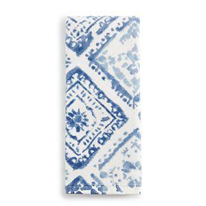 Sonoma Goods For Life? Tile Print Hand Towel