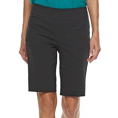 Women's Dana Buchman Pull-On Bermuda Shorts