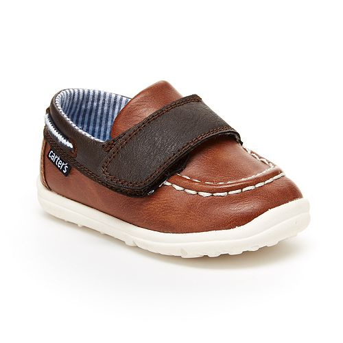 Carter's Jaden Toddler Boys' Boat Shoes