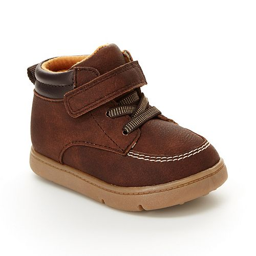 Carter's Nikson Baby Boy's Ankle Boots