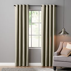 Sonoma Goods For Life Ultimate Performance 100% Rockport Blackout 2-Pack Window Curtain