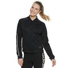 Women's adidas Snap Front Bomber Jacket