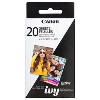 Canon Zink Photo Paper - 20 Sheets