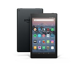 Amazon Fire HD 8 Tablet with Alexa, 8-inch Display & 16 GB Memory