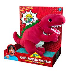 Bonkers Toy CO LLC Ryan's World Roaring Dinosaur - T-Rex