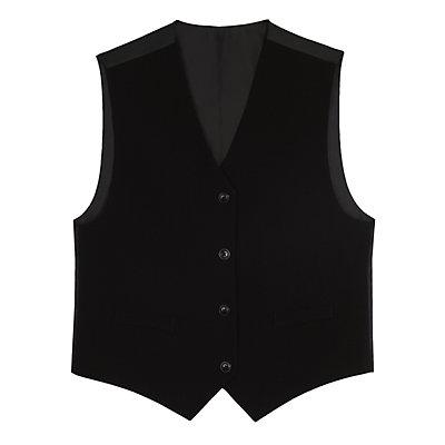 Boys 8-20 Chaps Reversible Vest in Regular & Husky Sizes