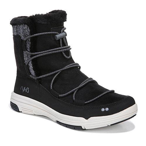 Ryka Aubonne Women's Faux Fur Ankle Boots by Ryka
