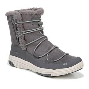 Ryka Aubonne Women's Faux-Fur Ankle Boots