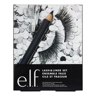 e.l.f. False Lashes and Eyeliner Set