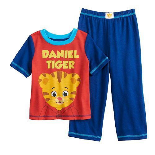 Toddler Boy Daniel Tiger Top & Bottoms Pajama Set