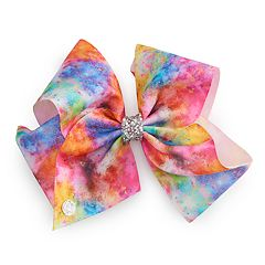 Girls 4-16 JoJo Siwa Rainbow Galaxy Hair Bow