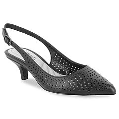 Easy Street Enchant Women's Slingback Dress Pumps